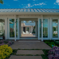 Tropical Exterior by Heffel Balagno Design Consultants