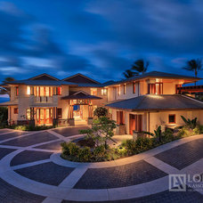 Tropical Exterior by The Longhouse Group