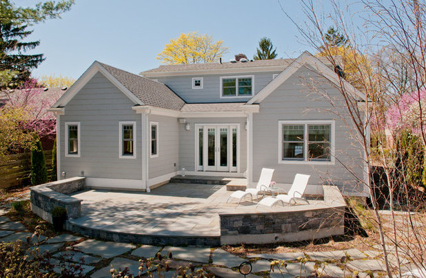 Traditional Exterior by Studio Z Architecture