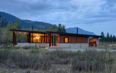 Houzz Tour: A Base Camp Designed for Adventure, Durability and Style