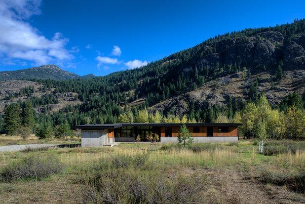 Modern Häuser by CAST architecture
