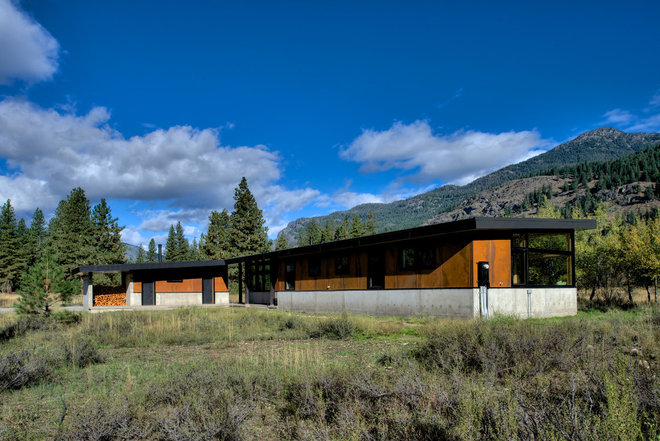 Contemporary Exterior by CAST architecture