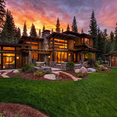 contemporary exterior by Mountain Concepts