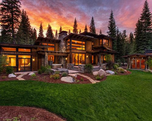 Modern Mountain Home Houzz