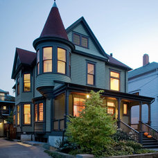 Traditional Exterior by Scott Edwards Architecture