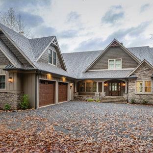 McCracken Point: Craftsman Lake Home