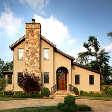 Traditional Exterior by LS3P | Neal Prince Studio