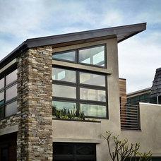 Contemporary Exterior by Sennikoff Architects