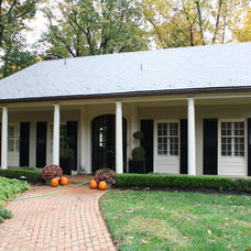 Transitional Exterior by Xtreme Painting & Remodeling, LLC