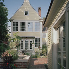 Traditional Exterior by McIntosh Poris Associates