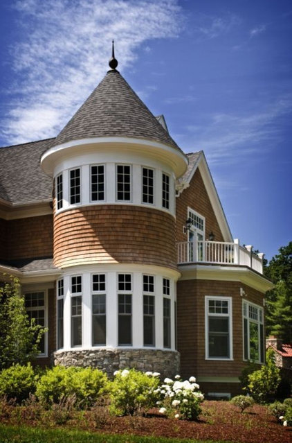 Traditional Exterior by McKay Architects