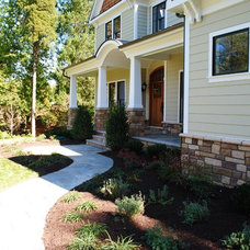 Traditional Exterior by TriCrest Homes, LLC