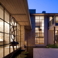 Modern Exterior by Bernbaum-Magadini Architects