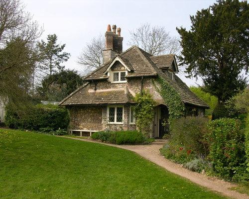 French Cottage Houzz
