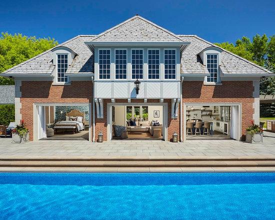 Hip Roof Design Ideas | Houzz
