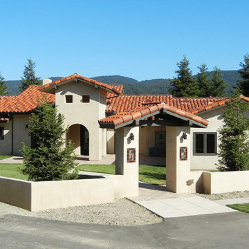Mediterranean Addition and Remodel