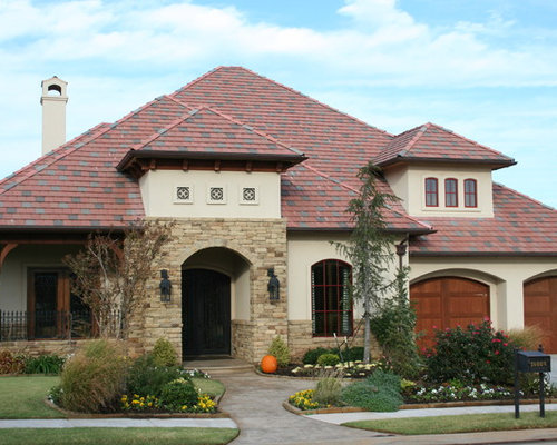 Oklahoma City Exterior Home Design Ideas Remodels Photos