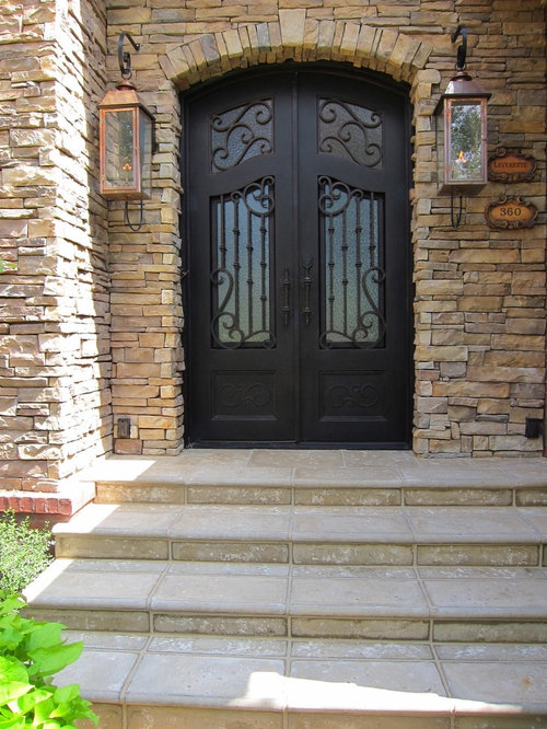 Front Iron Door Home Design Ideas Pictures Remodel And Decor
