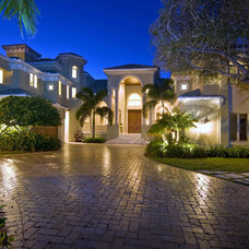 Mediterranean Exterior by SRQ360 Photography