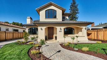 Mediterranean House in Palo Alto