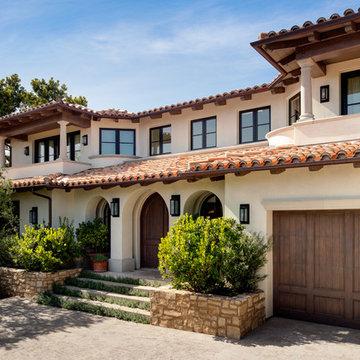 Mediterranean Manhattan Beach Home
