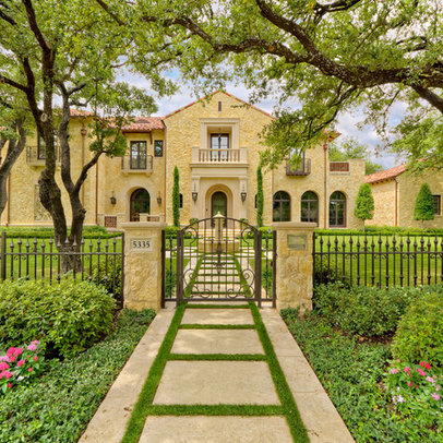 Luxury Iron Fence Home Design Ideas Pictures Remodel And