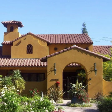 Mediterranean Style: Brandywine House