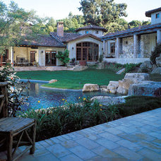 Mediterranean Exterior by Tuscan Resource Inc.