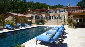 Mediterranean Villa Estate - Lafayette, CA