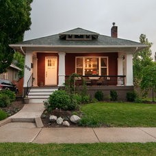 Craftsman Exterior by Lucy Call