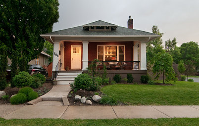 My Houzz: Stripping Down Uncovers a 1910 Bungalow's Beauty
