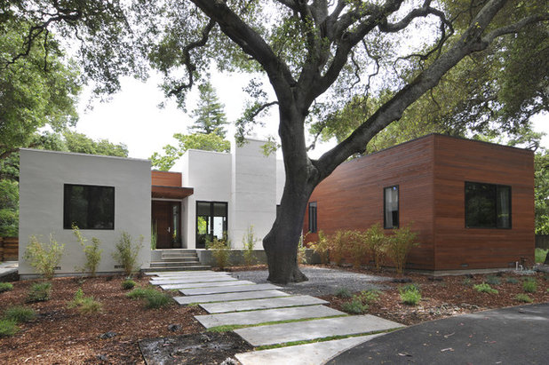 Contemporary Exterior by Ana Williamson Architect