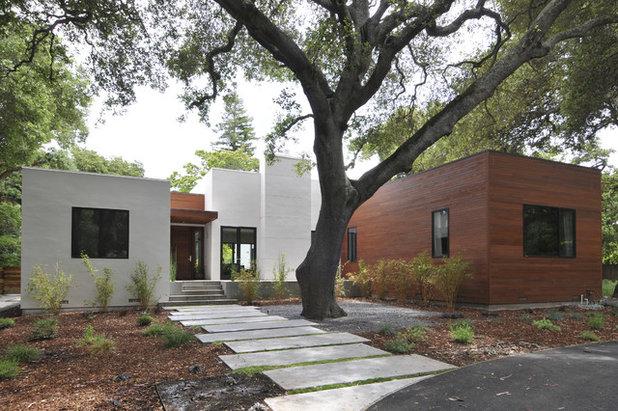 Contemporary Exterior by Ana Williamson Architect