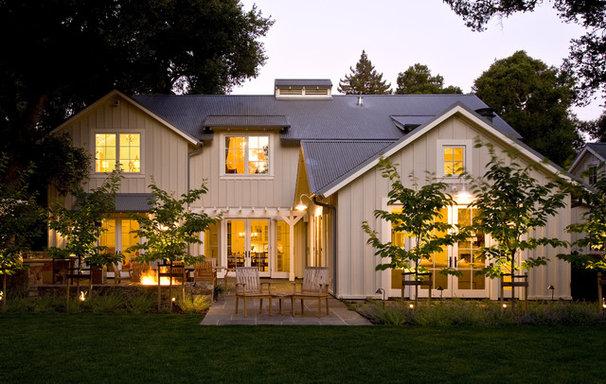 Farmhouse Exterior by Arcanum Architecture