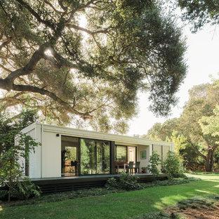 75 Contemporary Exterior Home Design Ideas - Stylish Contemporary ...