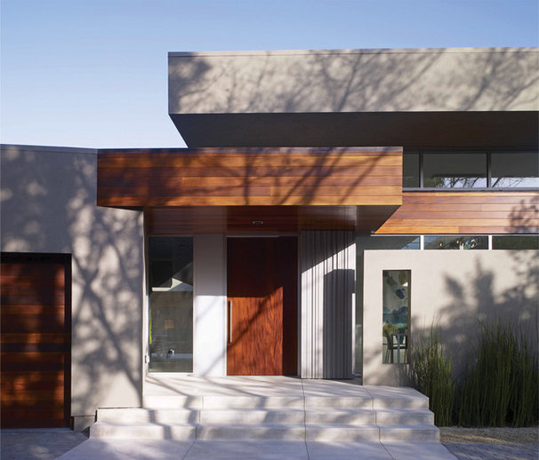 Modern Exterior by Dumican Mosey Architects