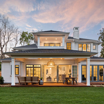 Menlo Park - new traditional house