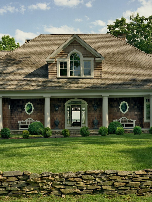 One Story Hip Roof Addition Ideas To Two Story Farmhouse: Ranch Front Porch