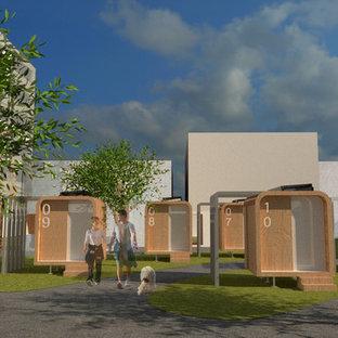 Merge: Temporary Housing