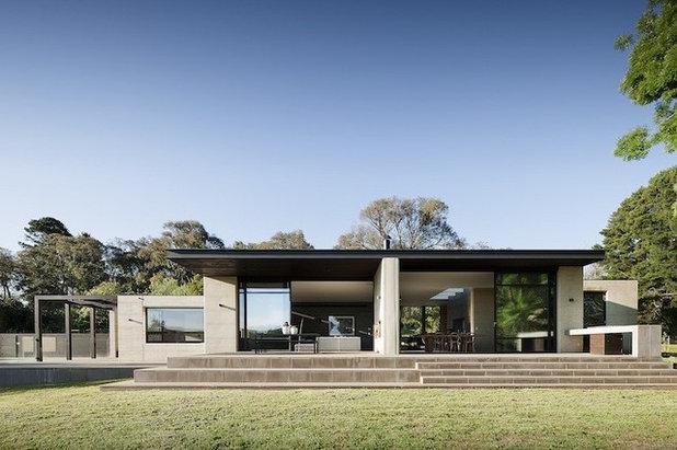 Contemporary Exterior Merricks
