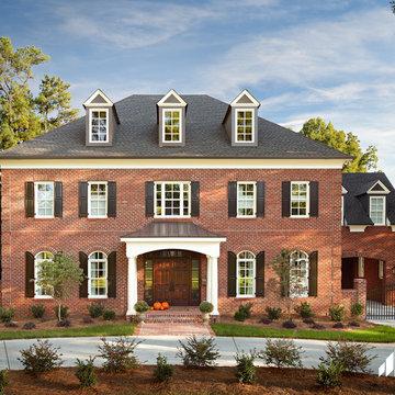 Mesa Verde Brick Home - North Carolina