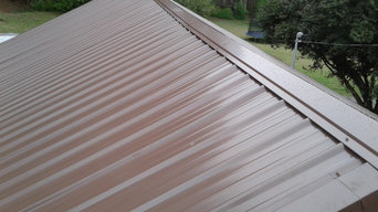 Metal Roofing Installation System