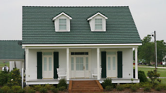 Metal Roofing on Colonial Style Homes