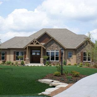 75 craftsman exterior home ideas explore craftsman exterior home designs layouts ideas for Metropolitan exteriors inc reviews