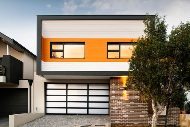 Contemporary Exterior by Swell Homes