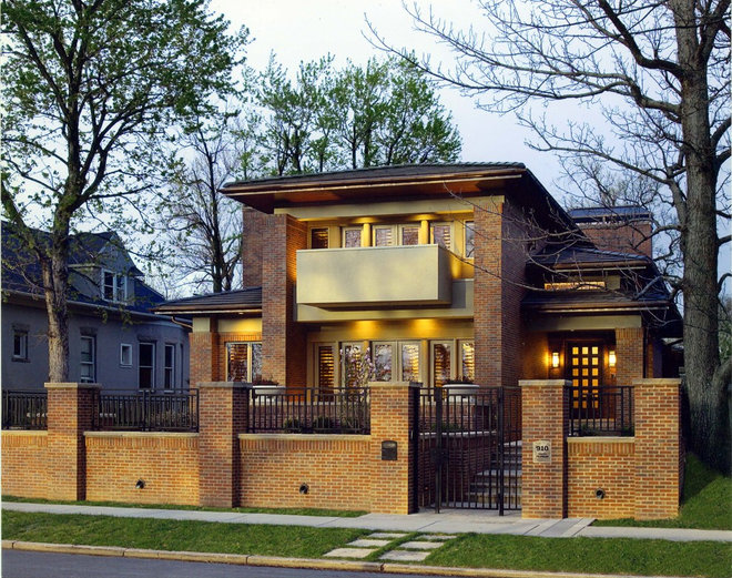 Craftsman Exterior by Michael Knorr