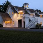 Crisp Architects Farmhouse Exterior New York By