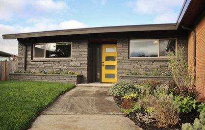 My Houzz: A Midcentury Home's Remodel Lets a Family Breathe