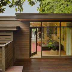 modern exterior by Koch Architects, Inc.  Joanne Koch