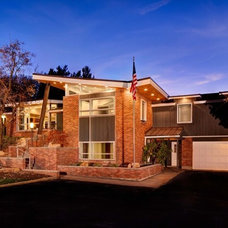 Modern Exterior by Clearview Construction Group, LLC